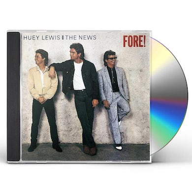Huey Lewis & The News FORE! CD