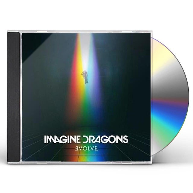 Imagine Dragons EVOLVE CD