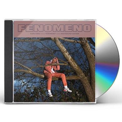 Fabri Fibra FENOMENO (MASTERCHEF EDITION) CD
