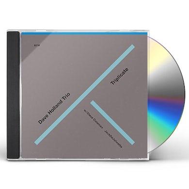 Dave Holland TRIPLICATE CD