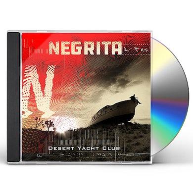 Negrita DESERT YACHT CLUB CD