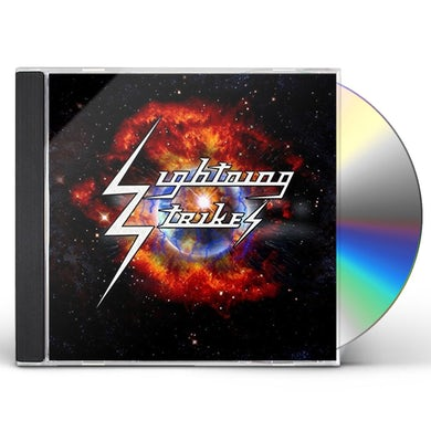 Lightning Strikes CD