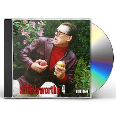 John Shuttleworth SHUTTLEWORTH'S SERIES 4 CD