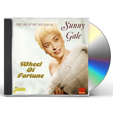 Sunny Gale WHEEL OF FORTUNE CD