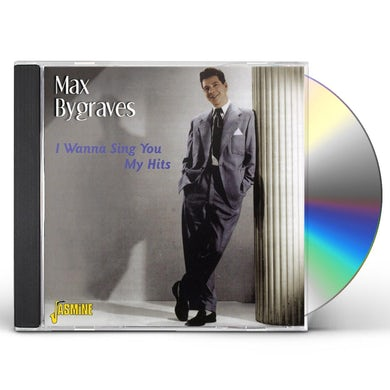 Max Bygraves I WANNA SING YOU MY HITS CD