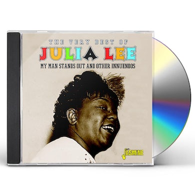 VERY BEST OF JULIA LEE: MY MAN STANDS OUT & OTHER CD