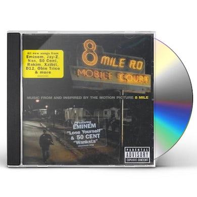 Soundtrack 8 Mile (Eminem) CD