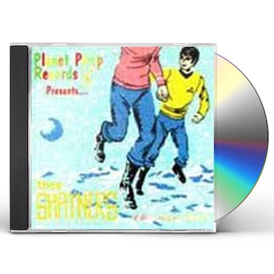 PLANET PIMP RECORDS PRESENTS THEE SHATNERS CD