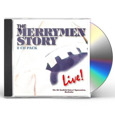 Merrymen STORY LIVE CD