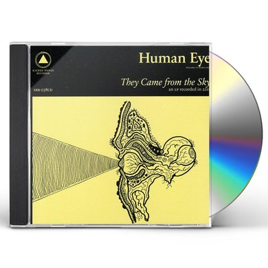 THEY CAME FROM THE SKY CD
