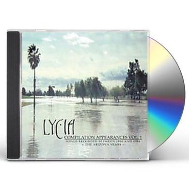 Lycia COMPILATION APPEARANCES 1 CD