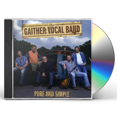 Gaither Vocal Band PURE & SIMPLE CD