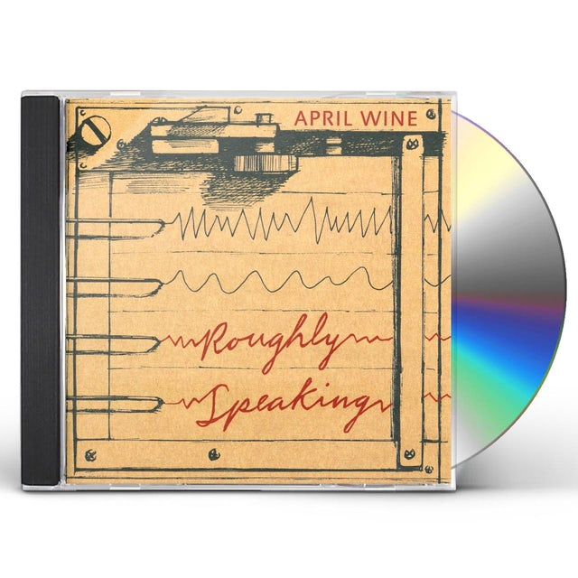 April Wine ROUGHLY SPEAKING CD
