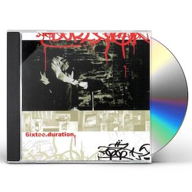 Sixtoo DURATION CD