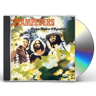 Stampeders RUBES DUDES & ROWDIES CD