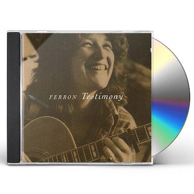 Ferron TURNING INTO BEAUTIFUL CD