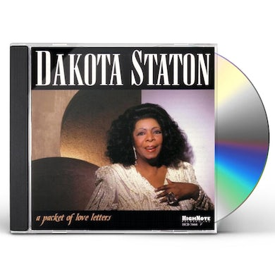 Dakota Staton PACKET OF LOVE LETTERS CD