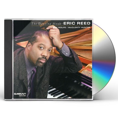 Eric Reed DANCING MONK CD
