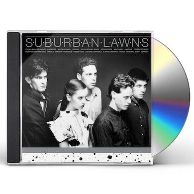 SUBURBAN LAWNS CD