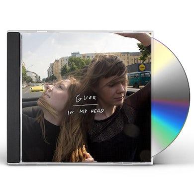 GURR IN MY HEAD CD
