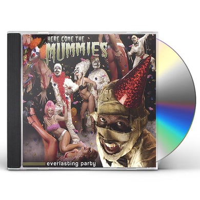 Here Come the Mummies EVERLASTING PARTY CD