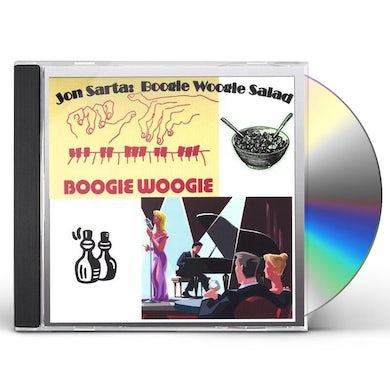 Jon Sarta BOOGIE WOOGIE SALAD CD