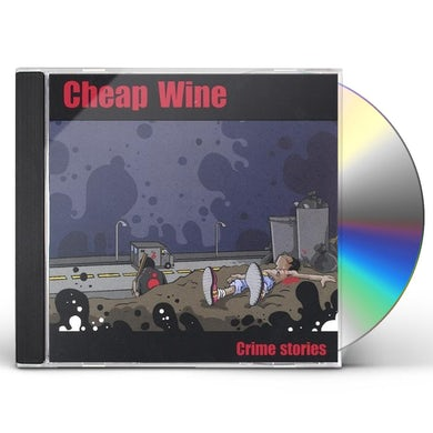 Cheap Wine CRIME STORIES CD