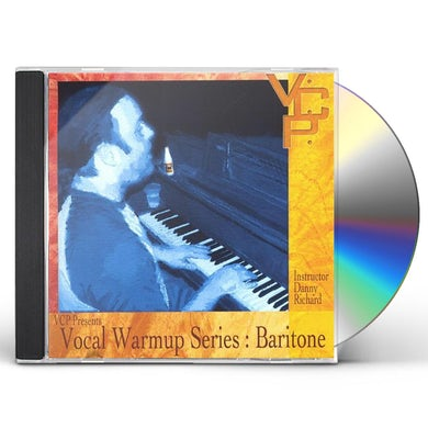 Danny Richard VOCAL WARM UP SERIES: BARITONE CD