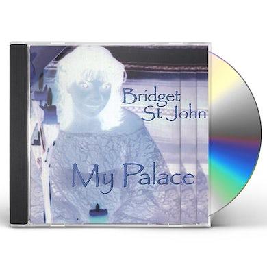Bridget St John MY PALACE CD