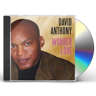 David Anthony WONDER LOVE CD