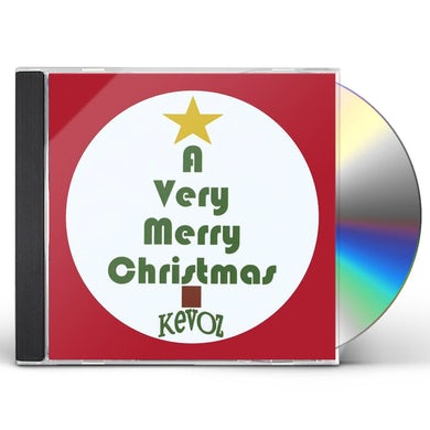 KevOz VERY MERRY CHRISTMAS CD