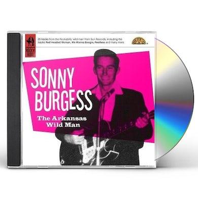 Sonny Burgess ARKANSAS WILD MAN CD