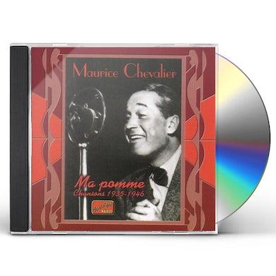 MA POMME CD