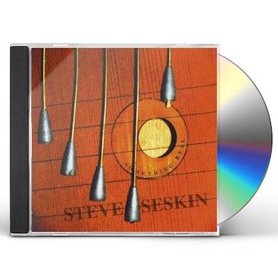 Steve Seskin SOMETHING REAL CD