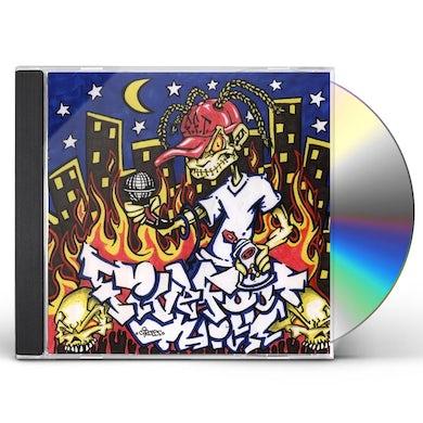 Five Foot Thick CIRCLES CD