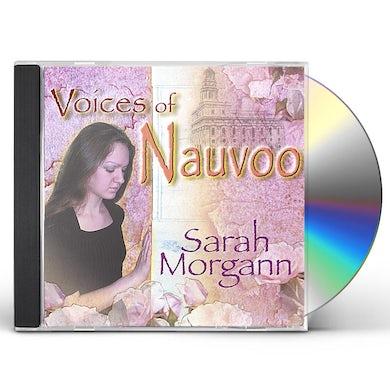 Sarah Morgann VOICES OF NAUVOO CD