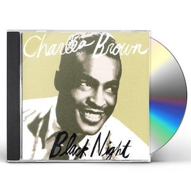 Charles Brown BLACK NIGHT CD