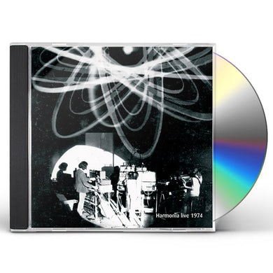 Harmonia LIVE 1974 CD