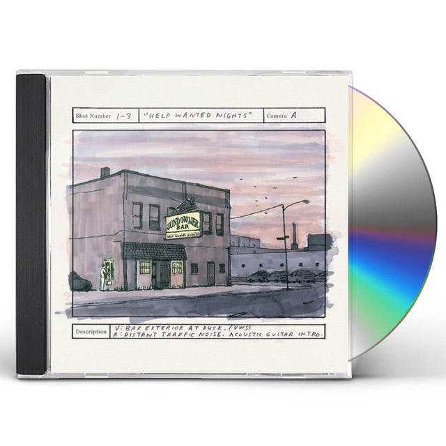 Good Life HELP WANTED NIGHTS CD