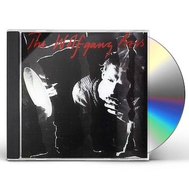 Wolfgang Press BURDEN OF MULES CD