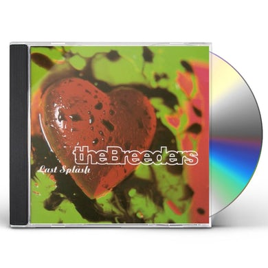 The Breeders LSXX (20TH ANNIVERSARY EDITION) CD