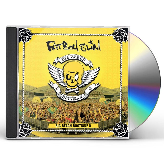 Fatboy Slim BIG BEACH BOOTIQUE CD