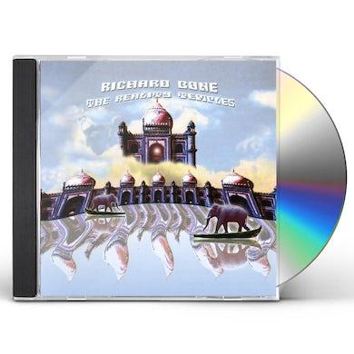Richard Bone REALITY TEMPLES CD