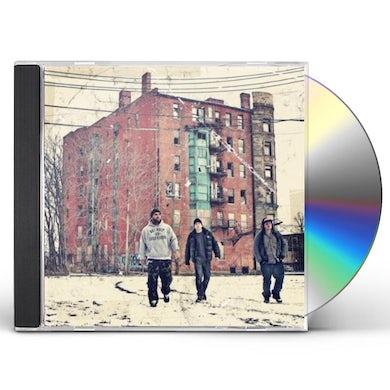 UGLY HEROES CD