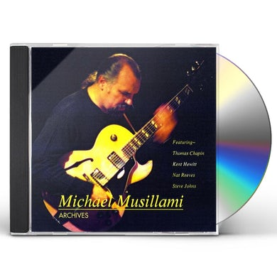 Michael Musillami ARCHIVES CD