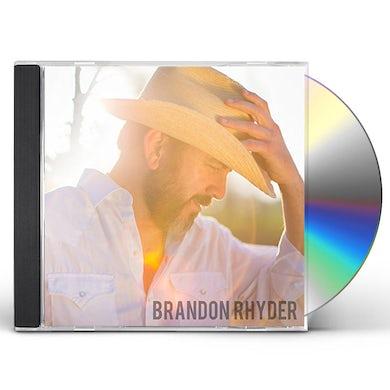 Brandon Rhyder CD