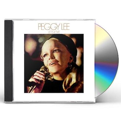 Peggy Lee LET'S LOVE (16 TRACKS) (2016 REISSUE) CD