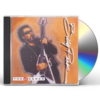 Billy Peek ANSWER CD