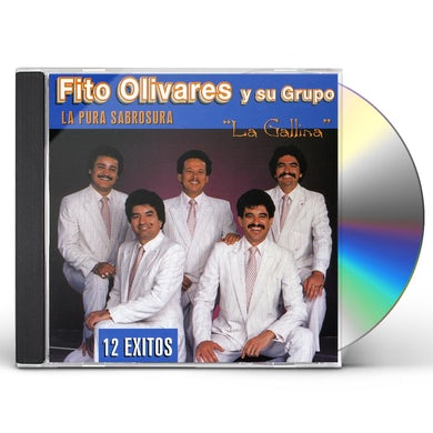 Fito Olivares LA GALLINA 12 EXITOS CD