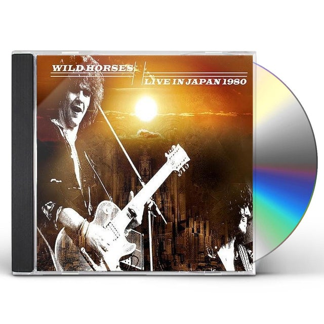 Wild Horses LIVE IN JAPAN 1980 CD